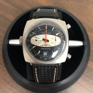 Breitling Chrono-Matic Watch from  1970s